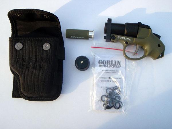 Goblin Solo Micro Launcher Set