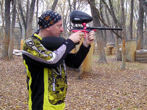G6R стрельба
