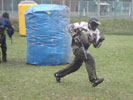 Uragan paintball field